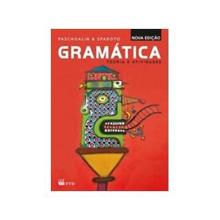 Livro - Gramática Teoria e Atividades - Spadoto - FTD