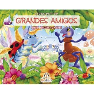 Livro - Grandes Amigos - Que Engraçado