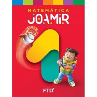 Livro - Grandes Autores Matemática (Joamir) - Vol 1 - FTD