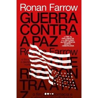 Livro - Guerra Contra a Paz - Farrow