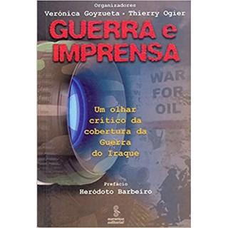Livro - Guerra e Imprensa - Goyzueta - Summus