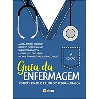 Livro - Guia da Enfermagem - Rodrigues - Érica
