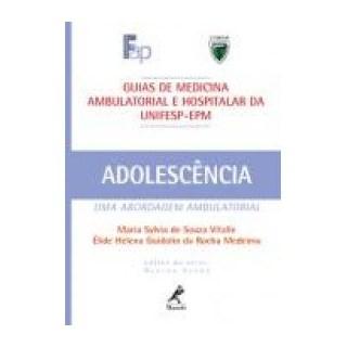 Livro - Guia de Adolescência - UNIFESP - Vitalle ***