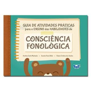Livro - Guia de Atividades Práticas para o Ensino das Habilidades de Consciência Fonológica - Machado