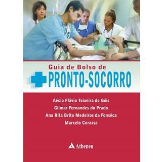 Livro - Guia de Bolso de Pronto-Socorro - Góis