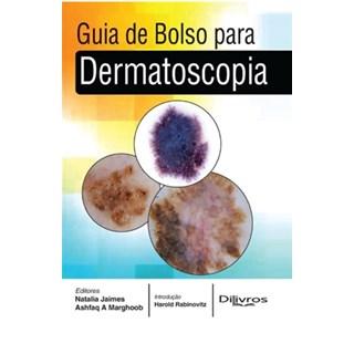 Livro -  Guia de Bolso para Dermatosocopia  - Marghoob