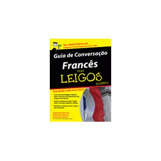 Livro - Guia de Conversação Francês Para Leigos - Schmidt