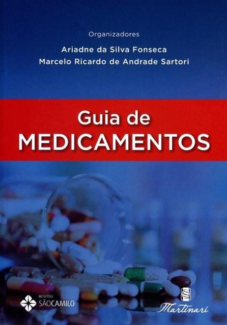 Livro - Guia de Medicamentos - Fonseca #