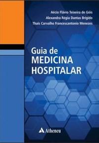 Livro Guia de Medicina Hospitalar Brigido