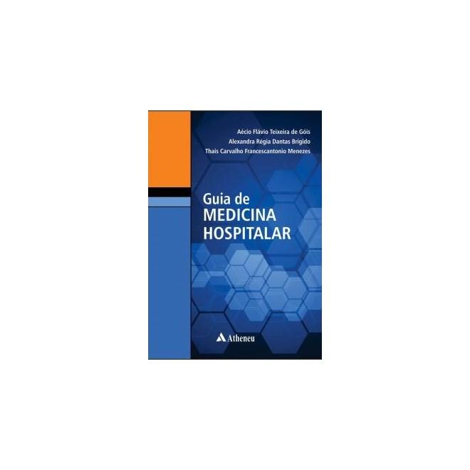 Livro - Guia de Medicina Hospitalar - Brígido