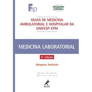 Livro - Guia de Medicina Laboratorial - UNIFESP