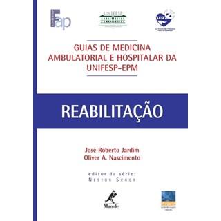 Livro - Guia de Reabilitação Unifesp - Jardim