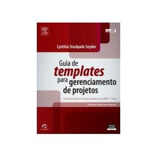 Livro - Guia de Templates para Gerenciamento de Projetos - Snyder