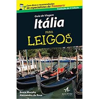 Livro - Guia De Viagem Itália Para Leigos - Murphy