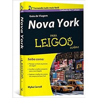Livro - Guia de viagem Nova York para leigos - Carroll