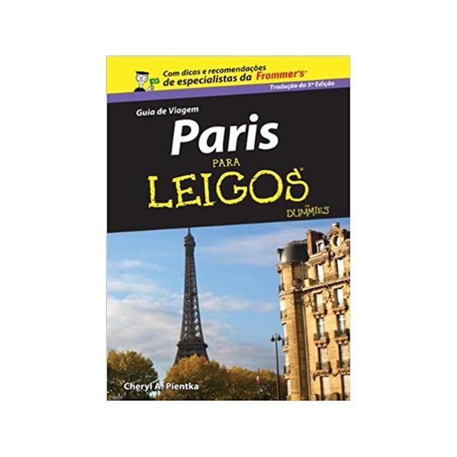 Livro - Guia De Viagem Paris Para Leigos - Pientka Comprar