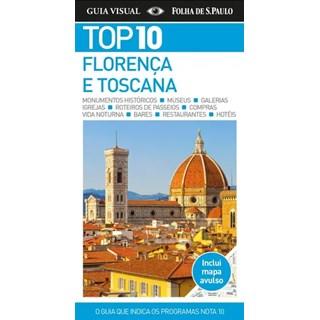Livro - Guia De Viagem - Top 10 - Florença E Toscana - Kindersley