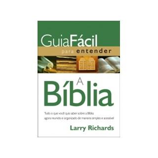 Livro - Guia Fácil para Entender a Bíblia - Richards