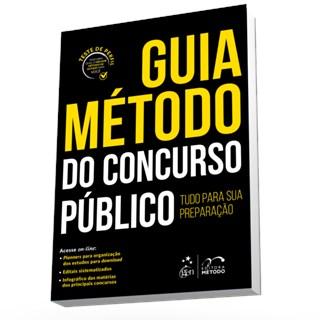 Livro - Guia Método do Concurso Público