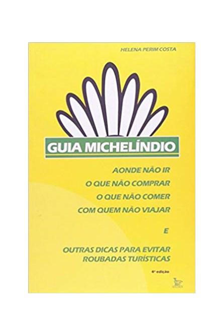 Livro - Guia Michelindio -  Da Costa
