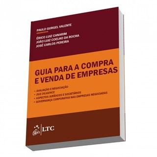 Livro - Guia para a Compra e Venda de Empresas - Avaliação e Negociação - Et Al