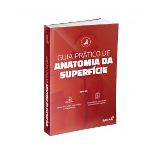 Livro - Guia Prático de Anatomia da Superfície - Moraes - Sanar