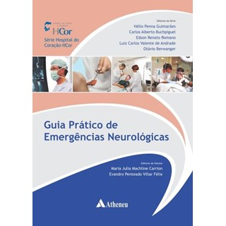 Livro - Guia Prático de Emergências Neurológicas - Carrion