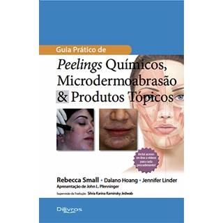 Livro - Guia Prático de Peelings Químicos Microdermoabrasão e Produtos Tópicos - Small