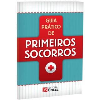 Livro - Guia Prático de Primeiros Socorros