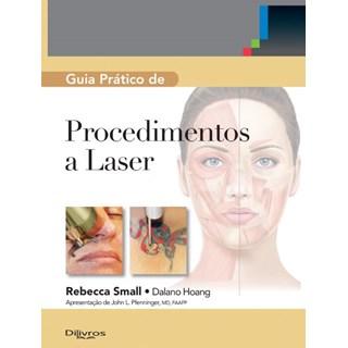 Livro - Guia Prático de Procedimentos a Laser - Small