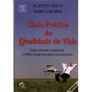 Livro - Guia Prático de Qualidade de Vida - Ogata
