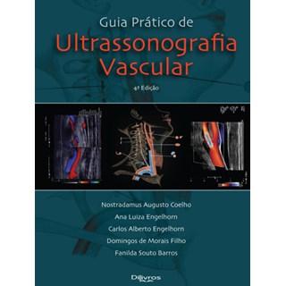 Livro - Guia Prático de Ultrassonografia Vascular - Nostradamus
