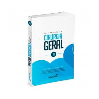 Livro - Guia Prático em Cirurgia Geral - Carvalho - Sanar