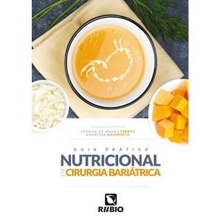 Livro - Guia Prático Nutricional em Cirurgia Bariátrica - Gaudencio