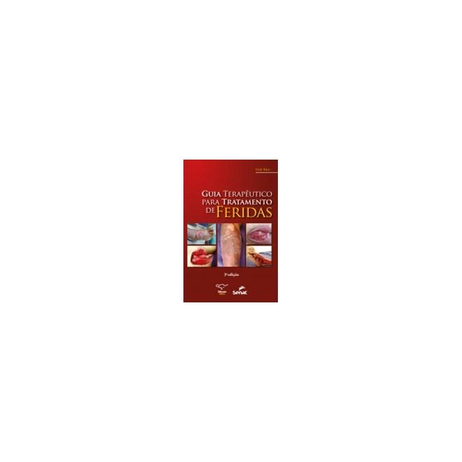 Livro - Guia Terapêutico para Tratamento de Feridas - Balan
