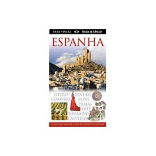 Livro - Guia Visual Espanha - Publifolha