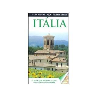 Livro - Guia Visual Itália - Publifolha