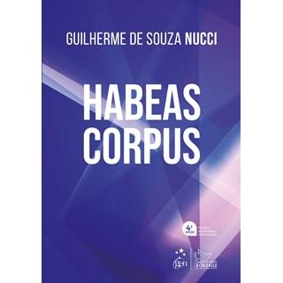 Livro - Habeas Corpus - Nucci