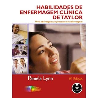 Livro - Habilidades de enfermagem clínica de Taylor - Lynn @@