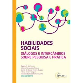 Livro - Habilidades Sociais - Diálogos e intercâmbios sobre Pesquisa e Prática - Prette