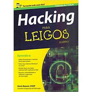 Livro - Hacking para Leigos - Beaver