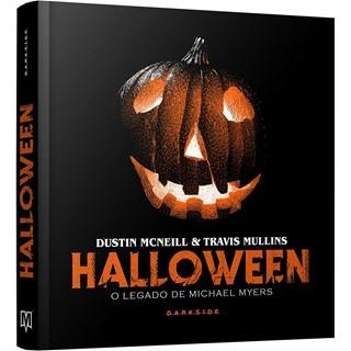 Livro Halloween O Legado de Michael Myers - McNeill - Darkside - Pré-Venda
