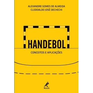 Livro - Handebol - Conceitos e Aplicações - Almeida