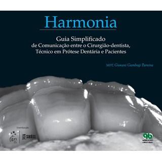 Livro - Harmonia - Guia Simplificado de Comunicação - Gambogi