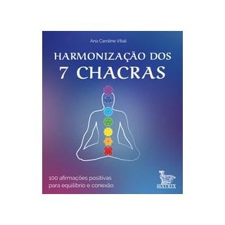 Livro Harmonização dos 7 chacras - Vitali - Matrix