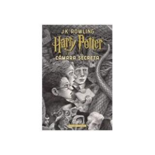 Livro - Harry Potter e a Câmara Secreta: Edição Comemorativa 20 Anos - Rowling