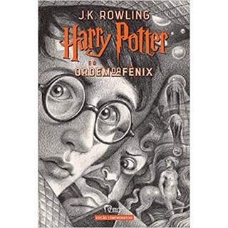 Livro - Harry Potter e a Ordem da Fênix: Edição Comemorativa Dos 20 Anos da Coleção Harry Potter - Roiwling - Rocco