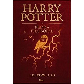 Livro - Harry Potter e a Pedra Filosofal (Capa Dura) - Rowling