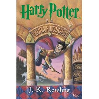 Livro - Harry Potter e a Pedra Filosofal - Rowling