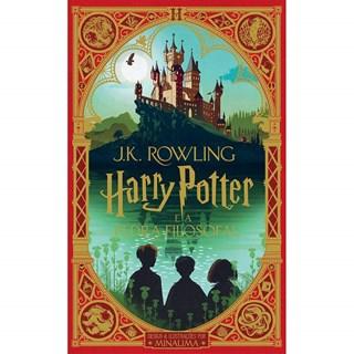 Livro Harry Potter e a Pedra Filosofal - Rowling - Rocco
